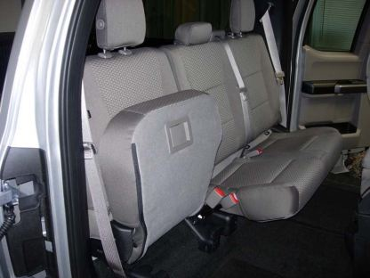 2017 - 2021 Ford F-250-550 Super Cab XLT & XL 60/40 Seat Covers