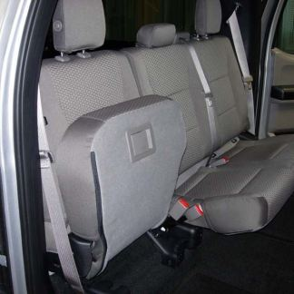 2017 - 2022 Ford F-250-550 Super Cab XLT & XL 60/40 Seat Covers