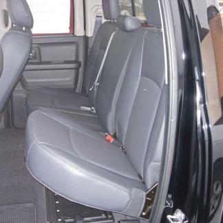 2009 - 2019 RAM Quad Rear 40/60 Seat Covers