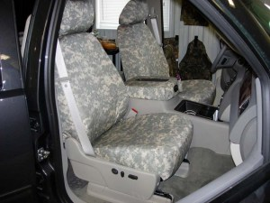 2007-2011 Chevy/GMC Buckets