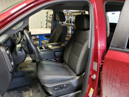 2019 - 2021 Chevy/GMC 40/20/40 with Opening Consoles Seat Covers