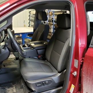 2019 - 2022 Chevy/GMC 40/20/40 with Opening Consoles Seat Covers