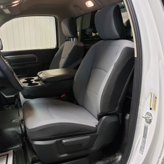 2019-2022 RAM 40/20/40 with Non-Opening Middle Bottom Seat Covers