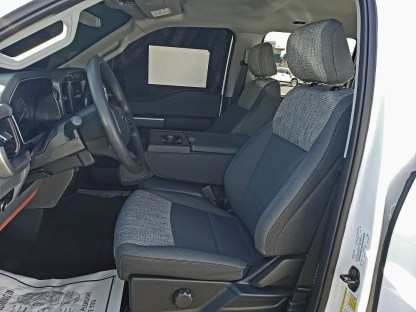 2021 Ford F-150 XLT 40/20/40 with Opening Consoles Seat Covers