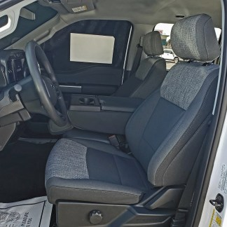 2021-2022 Ford F-150 XLT 40/20/40 with Opening Consoles Seat Covers