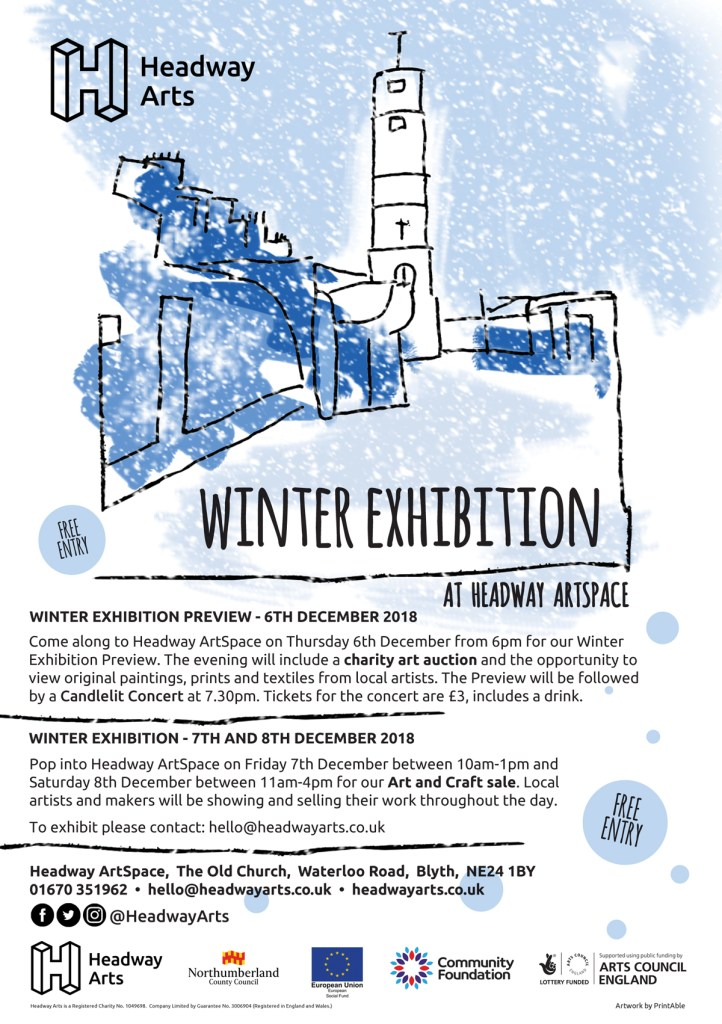 Winter Exhibition 2018