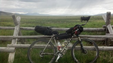 The scenery from Lima to Idaho.