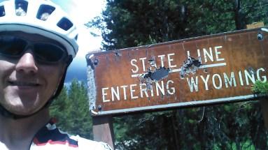 Goodbye Idaho, Hello Wyomin'!