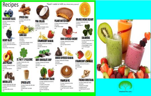 SMOOTHIE_RECIPES