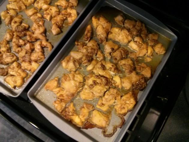 sticky chicken 3