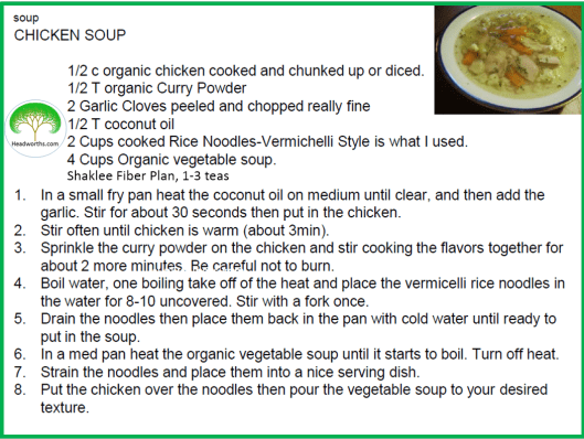 CHICKEN_SOUP