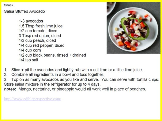SALSA STUFFED AVOCADO (1)