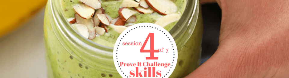 shaklee prove it challenge skill 4 of 7