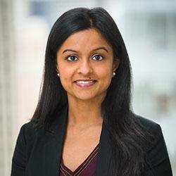 portrait of Rajvi Patel
