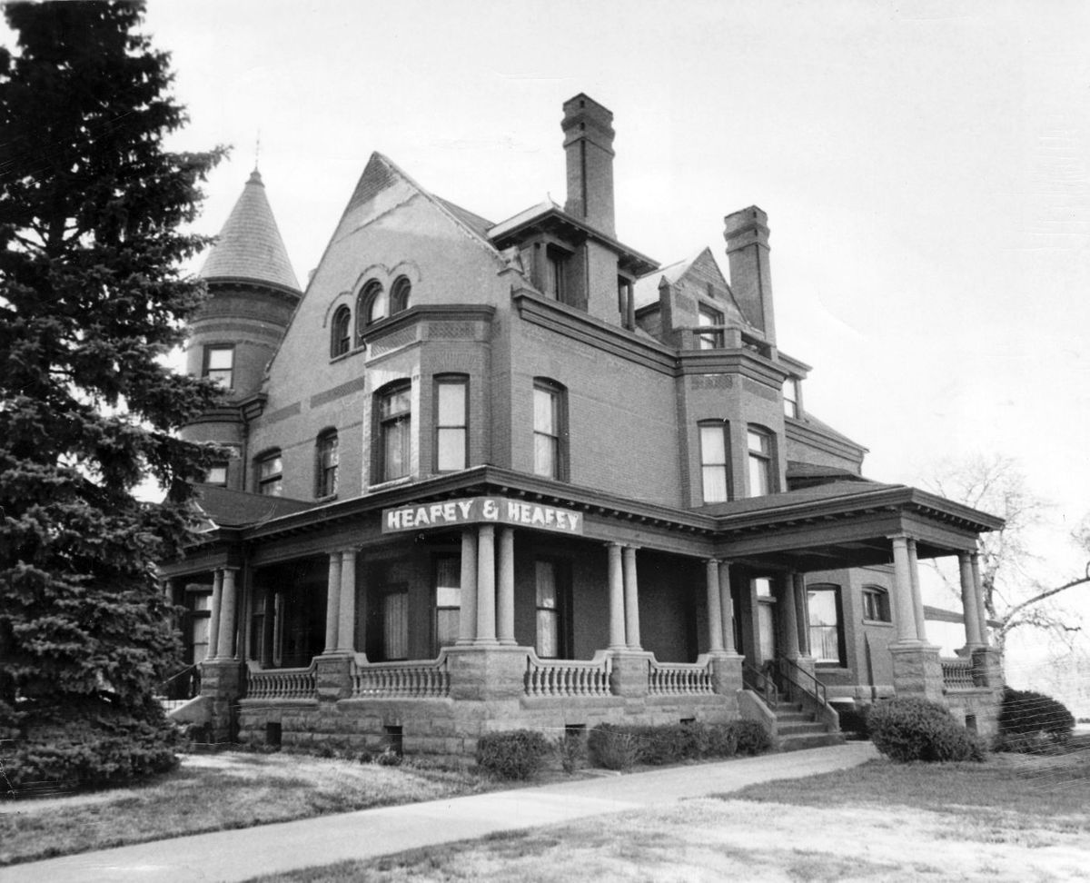 Guy Barton Mansion at 3522 Farnam