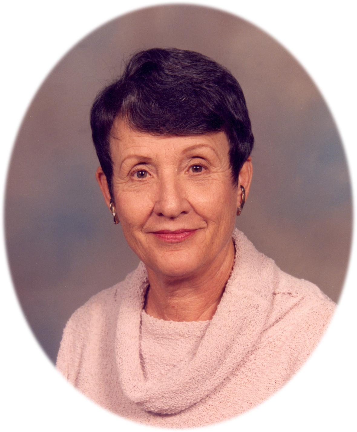 "Lois R ""Pritch"" Pritchard"
