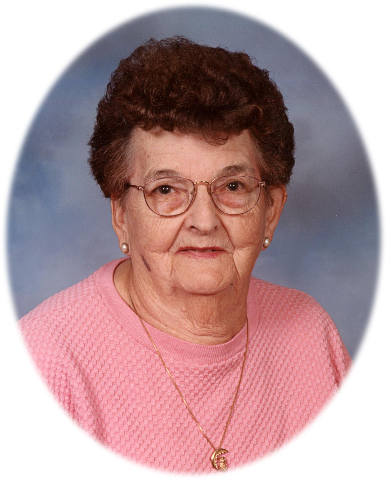 Agnes Marie Selfridge