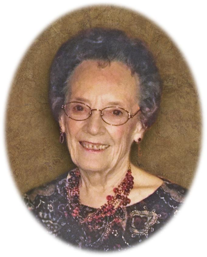 Faye Irene (Messman) Van Boskirk