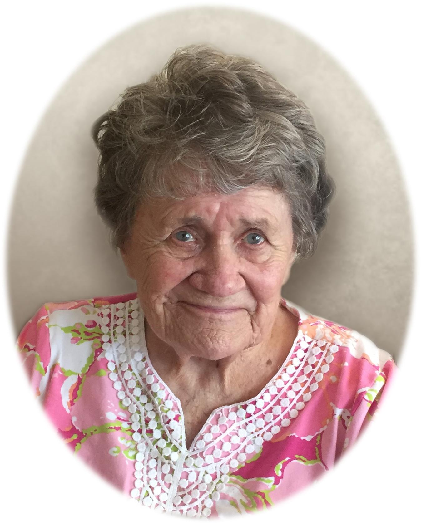 """Margaret Ann """"Peggy"""" Buchan"""