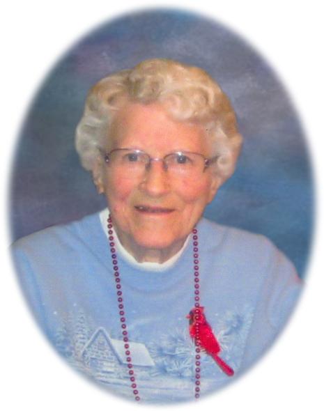Marjorie Ann (Peterson) Niedbalski