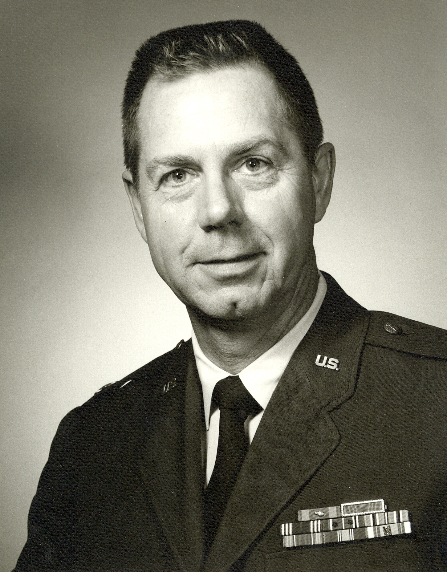 Col. Robert A. Larsen, USAF, Retired