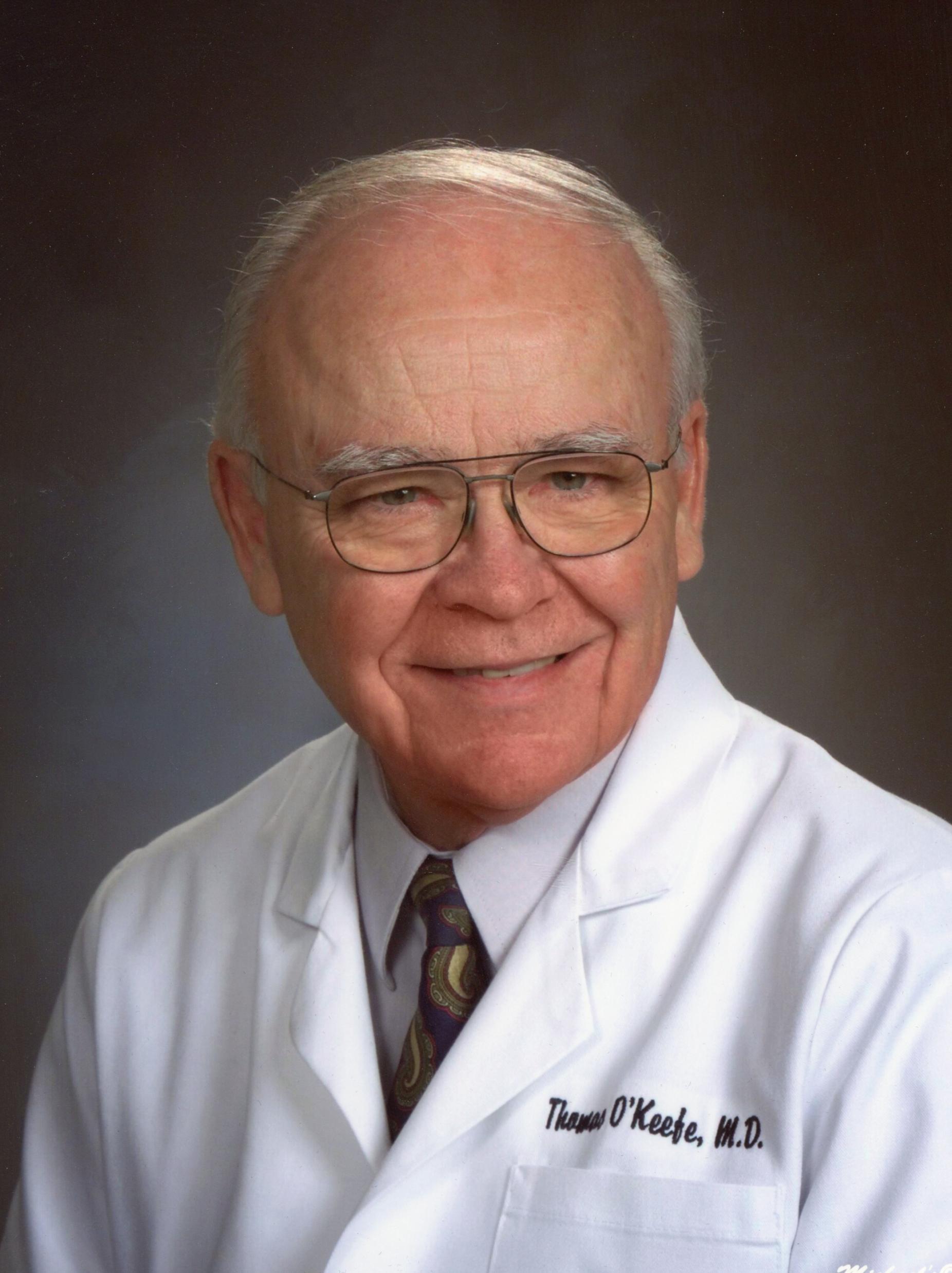 Thomas P. O'Keefe, M.D.