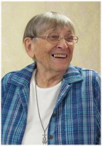 Sister Mary Beth (Martin) Kubesh, N.D.