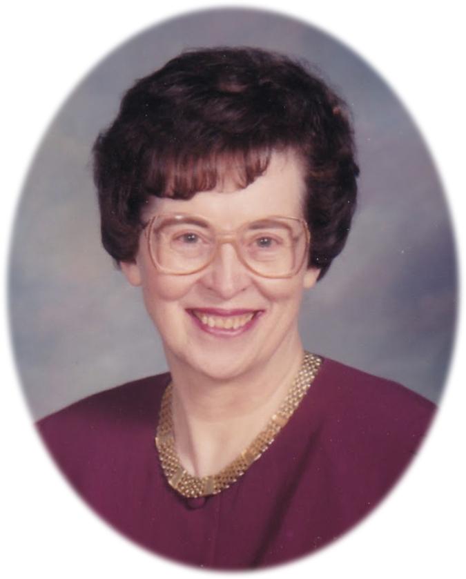 Eileen Marie (Berning) Annin