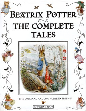 Beatrix-Potter-The-Complete-Tales-Warne-Co-1989