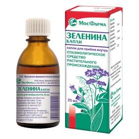 kapli zelenina pri aritmii 2 1 - Как действат капки Zelenin в случай на брадикардия и има ли ефект върху тях