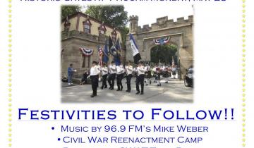 Lawrenceville Memorial Day Poster 2012