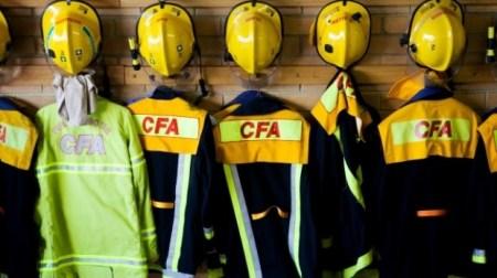 CFA Turnout Coats and Helmets