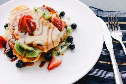 fruity-morning-pancakes