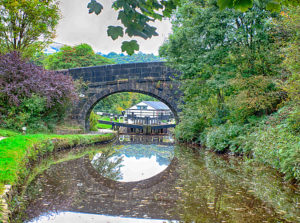 Rochdale canal, history