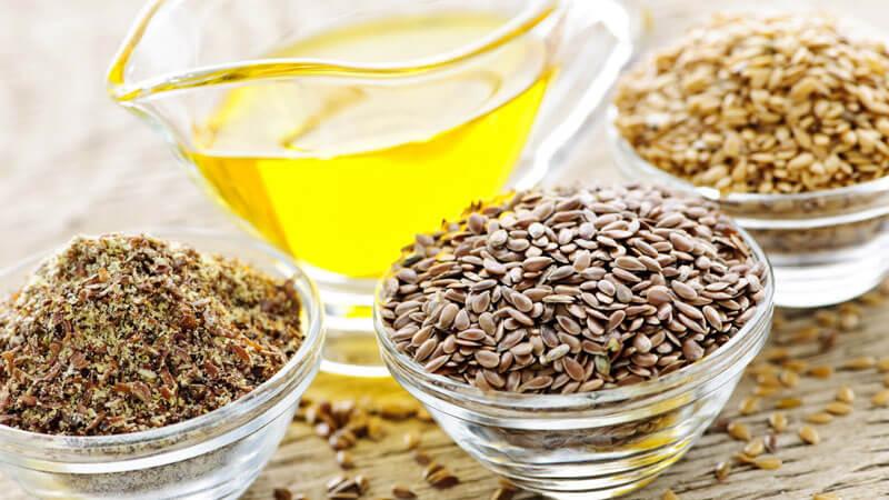 как пить льняное масло чтобы похудеть