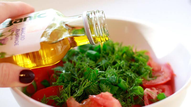 как пить льняное масло по утрам