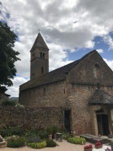 Old Church Taize