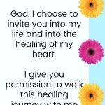 Prayer to invite God to heal heart after pregnancy loss