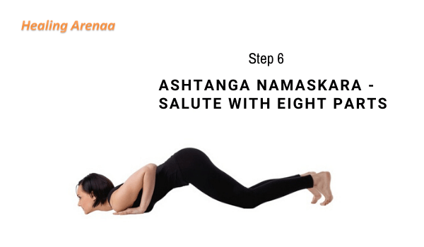 Ashtanga Namaskara (Salute With Eight Parts)
