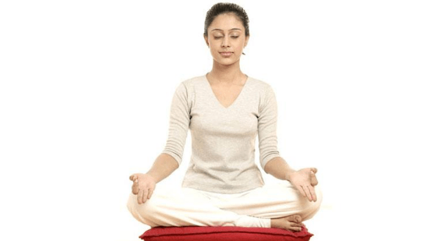 Meditation Poses In Yoga - Padmasana