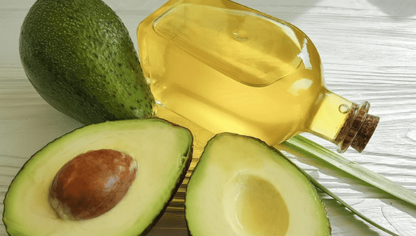 Avocado for skin