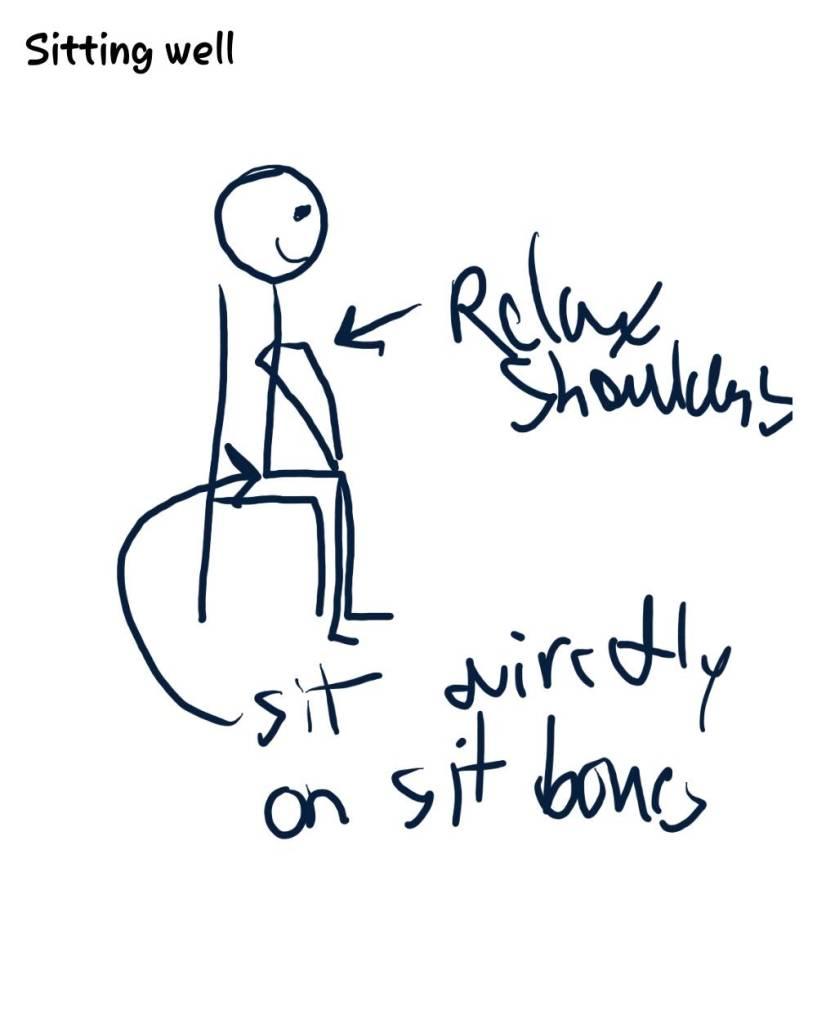Better Posture, Better Breathing