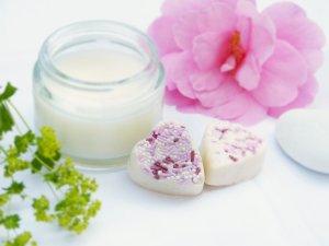 cream, shea butter, camellia