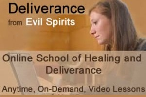 Online Healing Ministry Video Classes