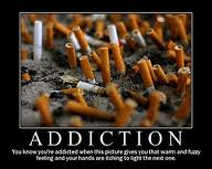 Cigarette Smoking Addiction - Healing and Deliverance Ministry