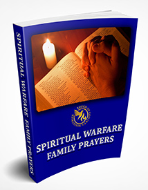 Spiritual Warfare Family Prayer Manual