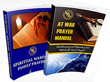 Spiritual warfare manuals
