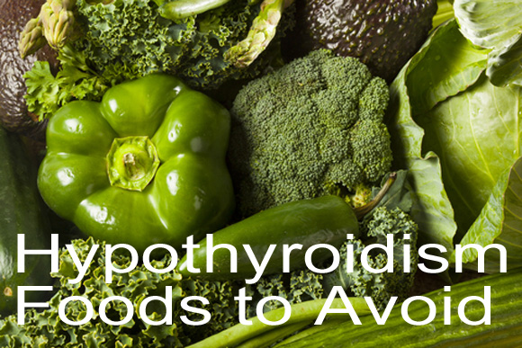 Foods To Avoid In Hypothyroidism