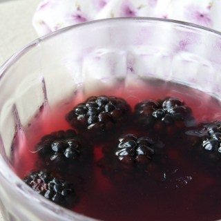 Blackberry Thyme Jellies {AIP, GAPS, SCD, Paleo}