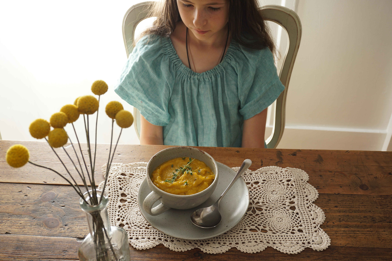 Roasted Squash Soup [AIP] - Healing Family Eats